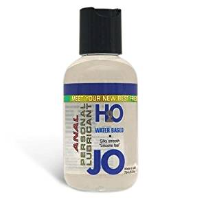 System Jo Anal Water Based Lubricant