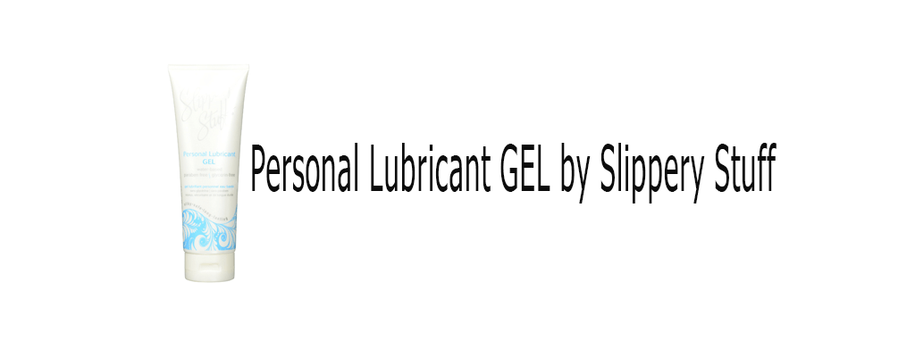 slippery stuff personal lubricant gel