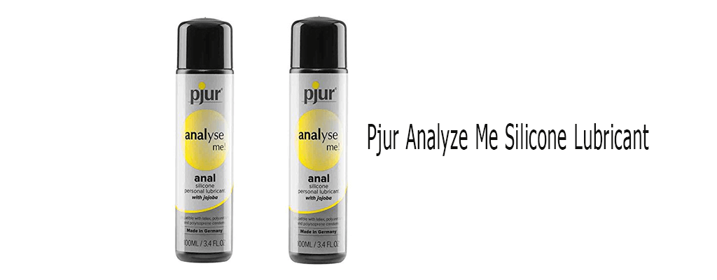 Pjur Analyze Me review