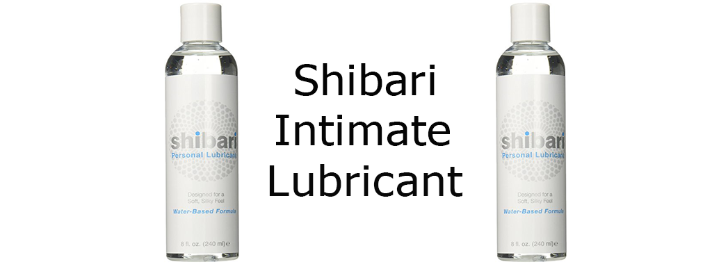 shibari intimate lubricant review
