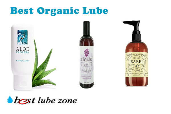 Best Organic Lube review
